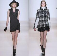 Rachel Zoe 2013-2014 Fall Winter Womens Runway Collection - New York Fashion Week: Designer Denim Jeans Fashion: Season Collections, Runways, Lookbooks and Linesheets