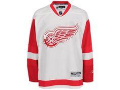 6a9a5095e36 Detroit Red Wings Reebok NHL Premier Jersey Custom Hockey Jerseys