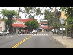 Cruising Through Kona, Hawaii