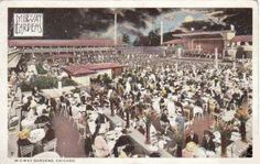 Midway Gardens | MIDWAY GARDENS – EARLY