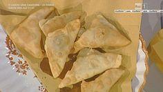 La ricetta dei cassoncini di piadina fritti di Cristina Lunardini del 28 novembre 2015 – La prova del cuoco