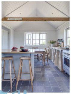Slate? flooring | Country Living UK