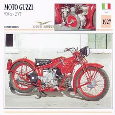 1927  Moto Guzzi 2VT 500cc Mv Agusta, Ducati, Tron Bike, Moto Guzzi Motorcycles, Hot Rollers, Sidecar, Large Photos, My Ride, Motorbikes