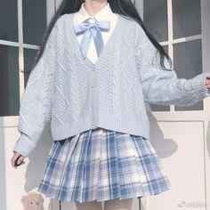 Cute Skirt Outfits, Cute Casual Outfits, Pretty Outfits, Beautiful Outfits, Cute Dresses, Girl Outfits, Kawaii Fashion, Lolita Fashion, Cute Fashion