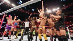 WWE.com: Daniel Bryan vs. Roman Reigns: photos #WWE