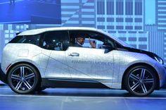 Intel fait rouler une BMW i3 autonome sans conducteur - http://www.frandroid.com/produits-android/automobile/372453_intel-rouler-bmw-i3-autonome-conducteur  #Automobile, #Intel