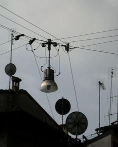 Karl Seitinger, Antennas [Bologna-Version] on ArtStack Bologna, Track Lighting, Ceiling Lights, Photography, Home Decor, Beauty, Art, Art Background, Photograph
