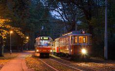 Ностальгический трамвай №91 (Nostalgická linka 91)