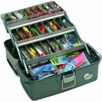 3-TRAY TACKLE BOX - 6134-03 by Plano Molding Co