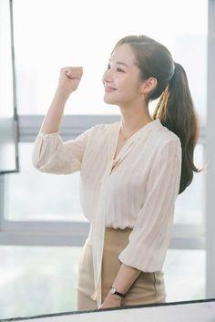 Korean Beauty Girls, Korean Girl, Asian Beauty, Korean Actresses, Korean Actors, Actors & Actresses, Secretary Outfits, Park Min Young, Young Fashion