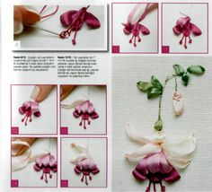.ribbon embroidery