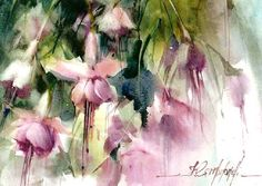 Website about watercolor painter Fabio Cembranelli with a virtual gallery , his painting workshops, art courses, painting holidays and artist biography and contact. Watercolor Artists, Watercolor Illustration, Watercolour Painting, Watercolor Tips, Art Floral, Abstract Flowers, Watercolor Flowers, Romantic Paintings, Painting Workshop