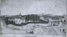 Lerchenfeldt, Lerkenfeld, hovedgård (sædegård) ved  Farsø (1865)