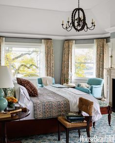 bedroom | Lee Ann Thornton Interiors