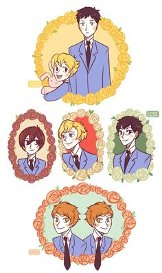 Ouran High School Host Club i finished the series last night and i was almost crying i hate them but i love them