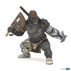 Figurine Gorilla mutant - Figurines FANTASY WORLD