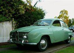 1967 Saab V4