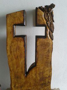 Kreuz www.original-ruhm.de (Woodworking Rustic)