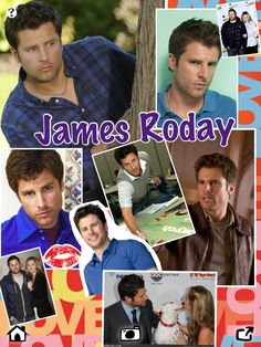 James Roday