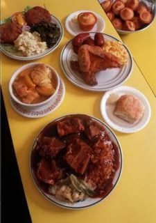 Food As A Lens: Soul Food and Baltimore's Yellow Bowl