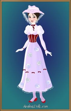 Mary Poppins on a Jolly Holiday by ~LadyAquanine73551 on deviantART