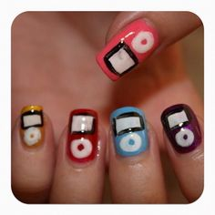 6 cool nail art shots we saw on Instagram this week - StyleBakery*Teen - fashion, beauty, style, shopping, stars and more