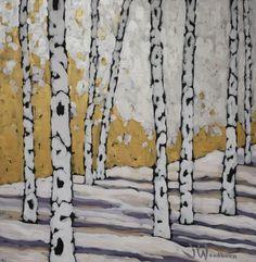 Jennifer Woodburn - available-smallmedium-paintings