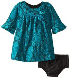 Bonnie Jean Little-Girls Toddler 2T-4T Bonded Lace Float (2T, Teal) Bonnie Baby http://www.amazon.com/dp/B00Q5RYAVW/ref=cm_sw_r_pi_dp_kfNFub15WBSWD