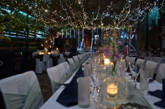Tsunami Functions is a beautiful venue to hold a cozy wedding reception Perth Wedding Venues, Beautiful Wedding Venues, Wedding Reception, Cozy Wedding, Tsunami, Table Decorations, Park, Sushi, Street
