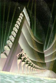 Chateau Thombeau - Art Deco Fabulosity