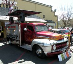 The truck itself is a bit hillbilly but we still love it!