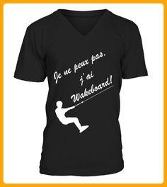 Je ne peux pas jai wakeboard - Barca shirts (*Partner-Link)