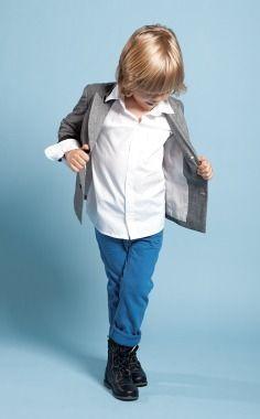 loose fitting jacket