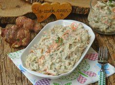 Yoğurtlu Yer Elması Salatası Resimli Tarifi - Yemek Tarifleri