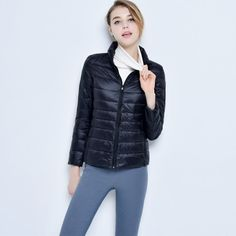 2721f266eca Women Winter Coat Down Jacket Slim Coat Warm Solid Woman Outwear Clothes Plus  size 3XL