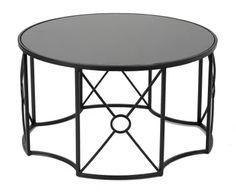 """Konferenčný stolík """"Targen"""", ø 80, výš. 45 cm"""