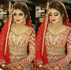 Afshii majid Pakistani Bridal Couture, Pakistani Wedding Dresses, Bridal Dresses, Wedding Bun, Wedding Poses, Bridal Looks, Bridal Style, Bride And Groom Pictures, Monica Bellucci