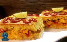 کیک قارچ مرغ با خمیر Mushroom Food, Mushroom Recipes, French Toast, Stuffed Mushrooms, Breakfast, Stuff Mushrooms, Morning Coffee