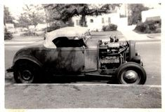 A brief history of early hot rodding.