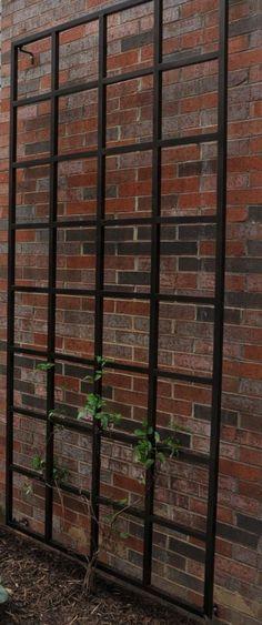 diy welded metal trellis garden wall trellis garden arbor 63 of 20 Spectacular Metal Trellis Az 2019 Obelisk Trellis, Wall Trellis, Rose Trellis, Diy Trellis, Trellis Ideas, Metal Trellis Panels, Metal Garden Trellis, Plant Trellis, Privacy Trellis