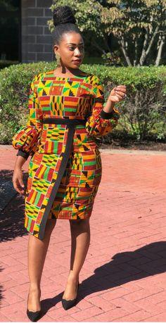 Best African Dresses, African Inspired Fashion, Latest African Fashion Dresses, African Print Fashion, Africa Fashion, African Attire, African Print Clothing, Kitenge, African Women