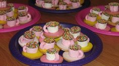 Love these for a little girls party by luella