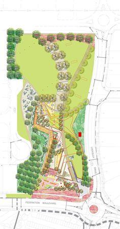 Rooke Reserve by CPG Australia « Landezine | Landscape Architecture Works