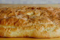 Tämä peltilihapiirakka on paras kaikista - syy taikinassa No Salt Recipes, Bread Recipes, Baking Recipes, Savory Pastry, Savoury Baking, European Cuisine, Toddler Meals, Good Food, Food And Drink