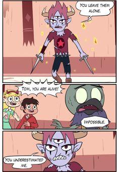 Startom(?) and Tomco!! Comic part 2