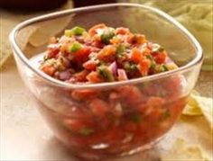 Cilantro Lime Salsa - Recipe Details