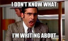 Writing those final papers of the semester...Accurate.