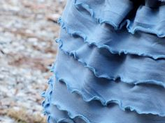 mama says sew: Tiered Ruffle Skirt Tutorial