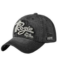 Distressed Vintage Denim Baseball Cap Fitted Hats Classic Rogie Patched Snapback Trucker Hat Forwardor http://www.amazon.com/dp/B01DPMO7TO/ref=cm_sw_r_pi_dp_7BYaxb0HQ3QB0