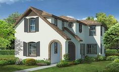 Residence One (elevation B)